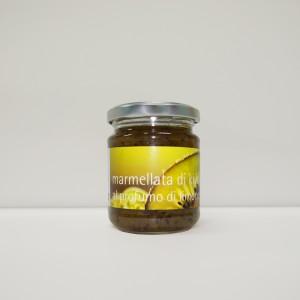 marmellata kiwi limone